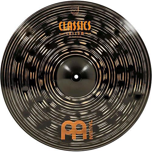 Meinl Classics Custom Dark Crash Cymbal thumbnail