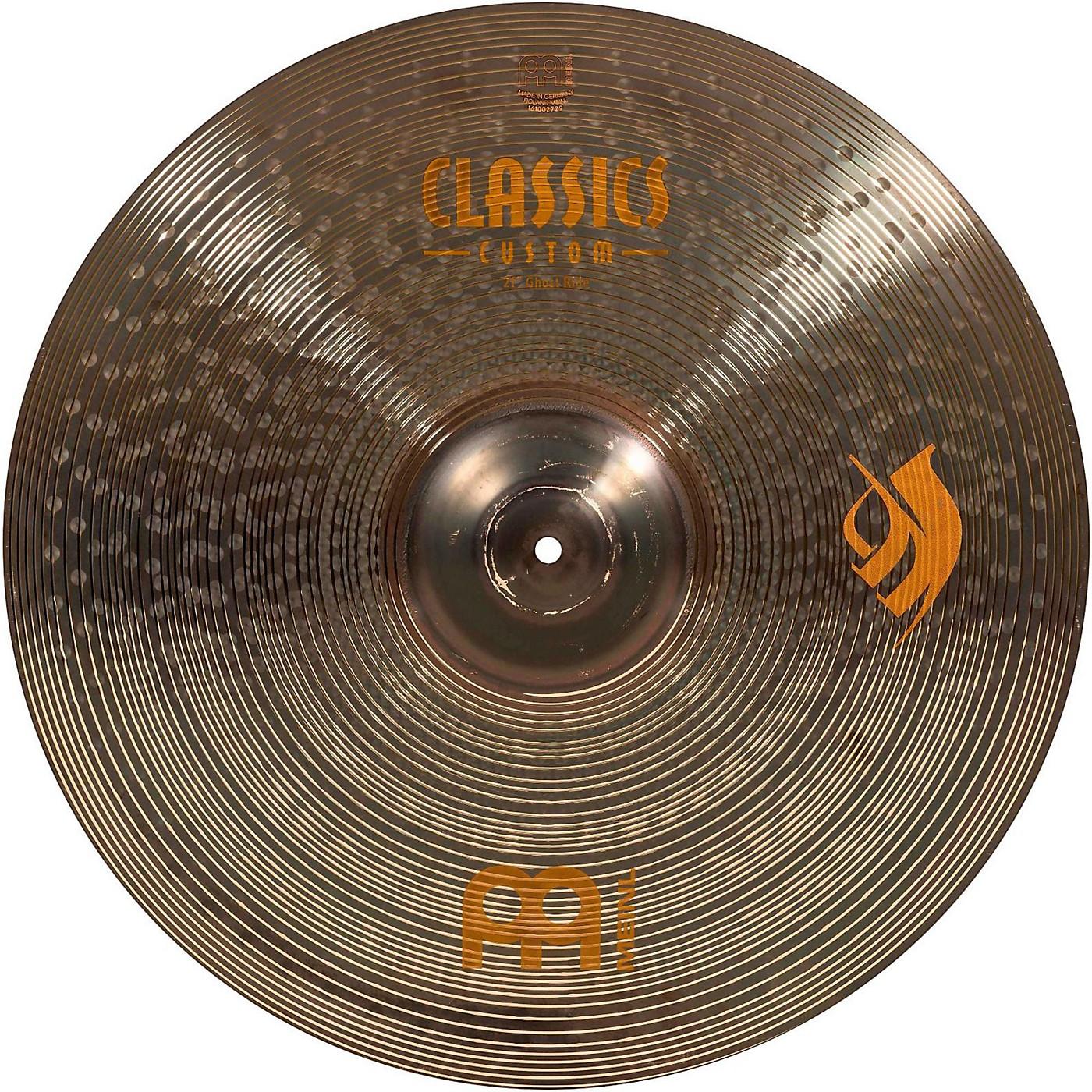 Meinl Classics Custom Dark Ghost Ride Cymbal thumbnail