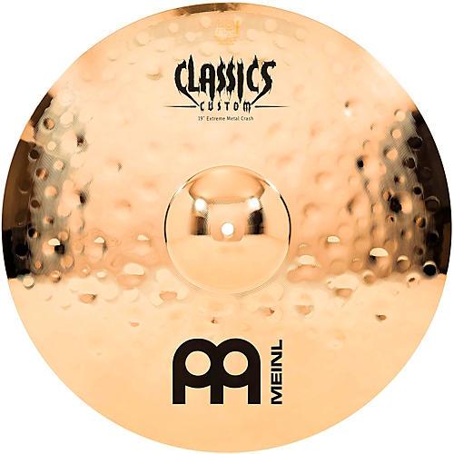 Meinl Classics Custom Extreme Metal Crash Cymbal thumbnail