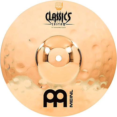 Meinl Classics Custom Extreme Metal Splash Cymbal thumbnail