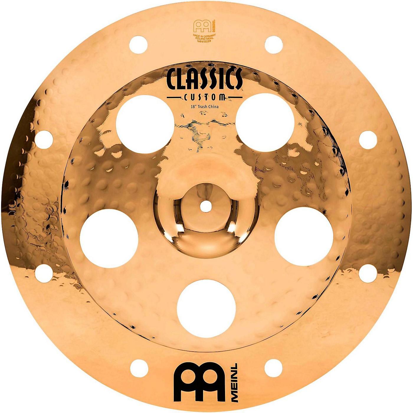 Meinl Classics Custom Trash China Cymbal thumbnail