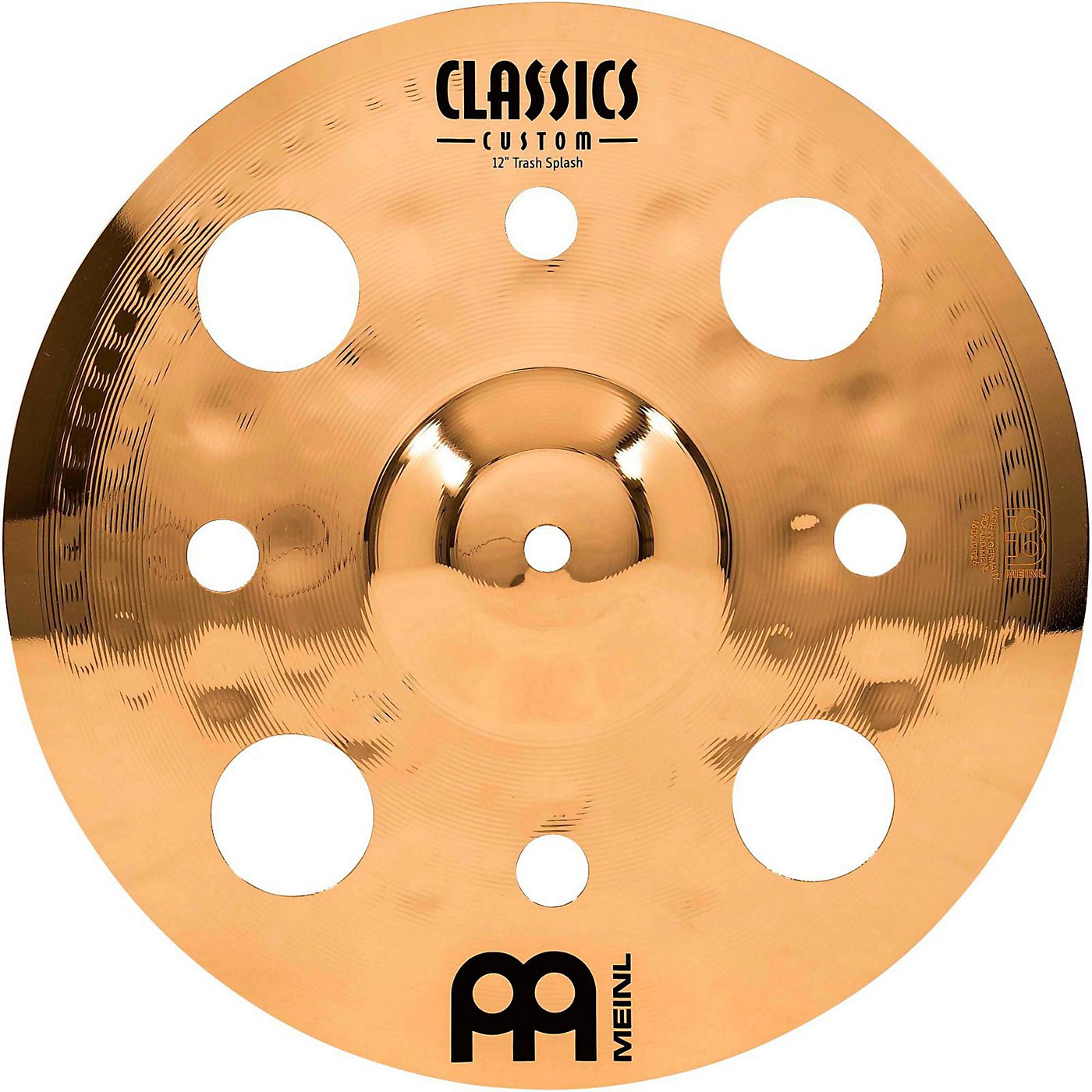 Meinl Classics Custom Trash Splash Cymbal thumbnail