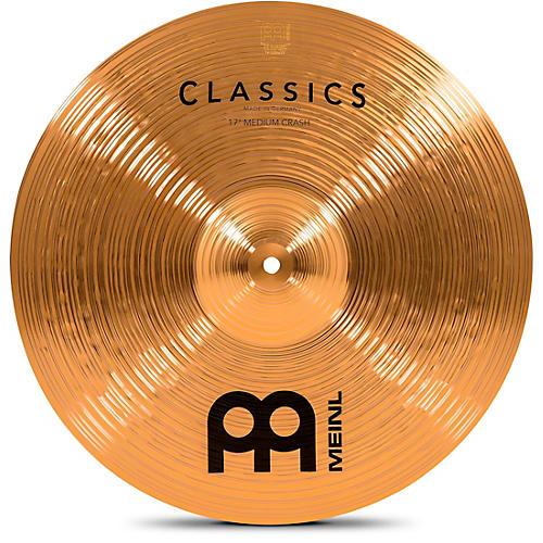 Meinl Classics Medium Crash Cymbal thumbnail