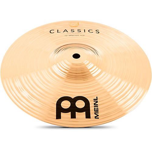 Meinl Classics Mini Hi-Hat Cymbals thumbnail