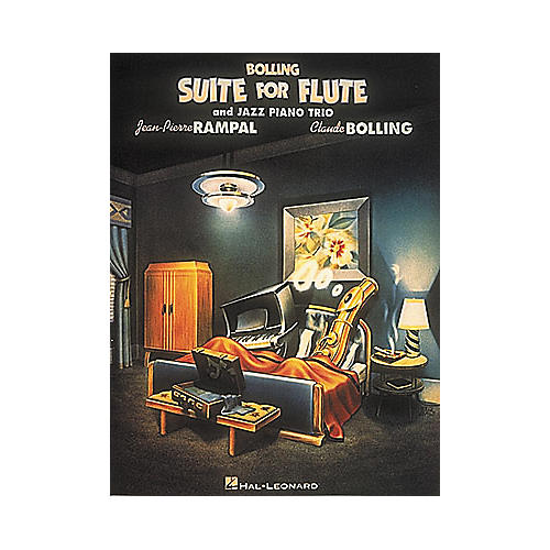Hal Leonard Claude Bolling - Suite for Flute and Jazz Piano (B thumbnail