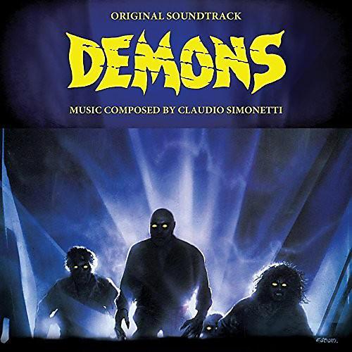Alliance Claudio Simonetti - Demons (Original Soundtrack) thumbnail
