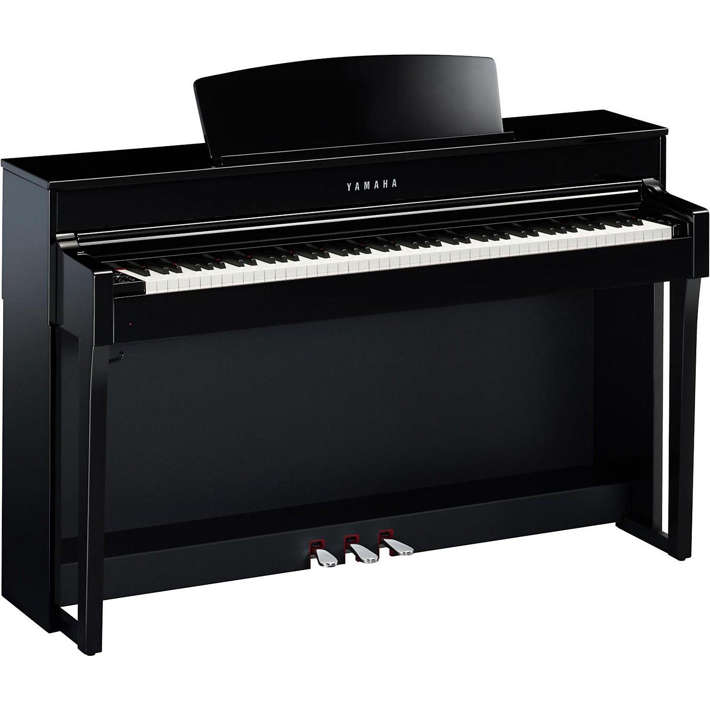 Yamaha Clavinova CLP-645 Console Digital Piano with Bench thumbnail