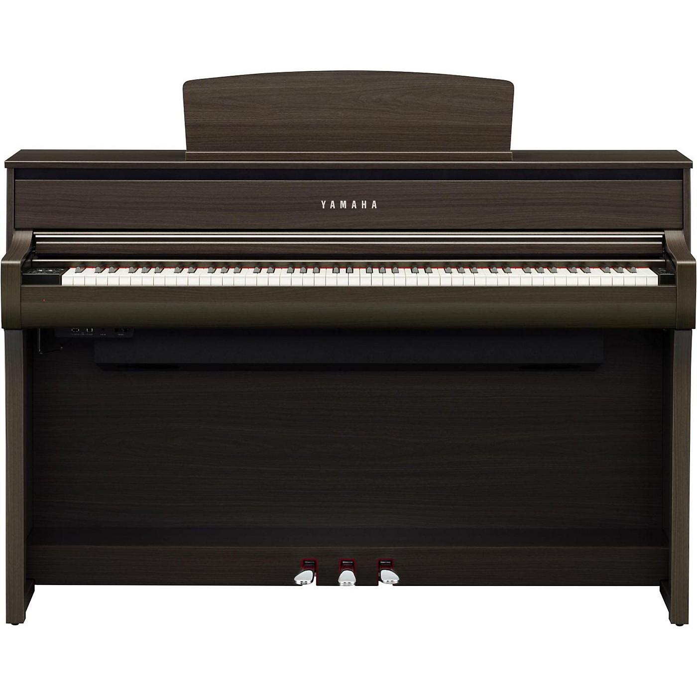 Yamaha Clavinova CLP-675 Console Digital Piano with Bench thumbnail