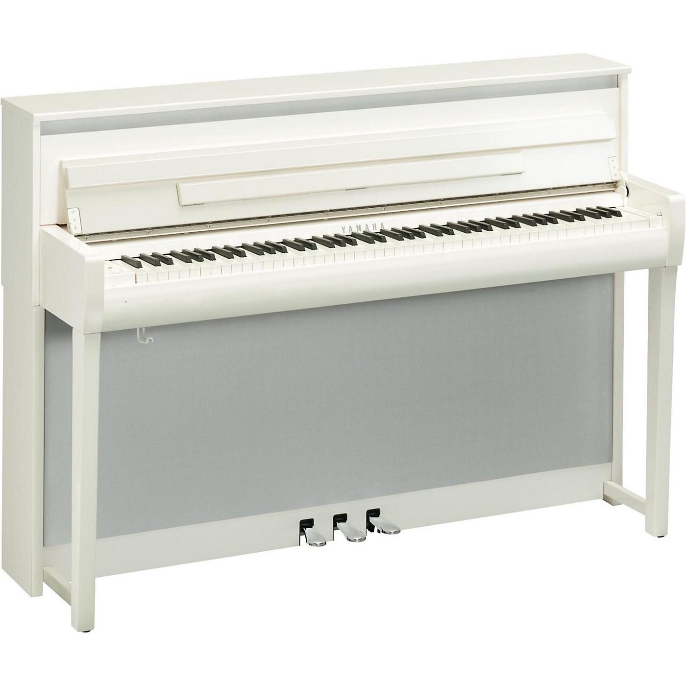 Yamaha Clavinova CLP-685 Console Digital Piano with Bench thumbnail