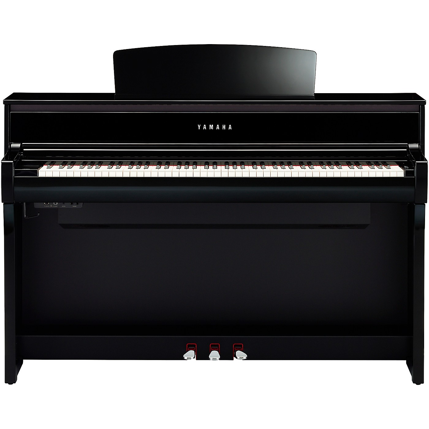 Yamaha Clavinova CLP-775 Console Digital Piano with Bench thumbnail