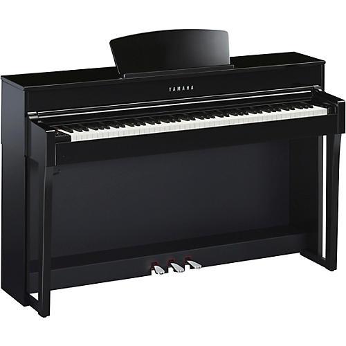 Yamaha Clavinova CLP635 Console Digital Piano with Bench thumbnail