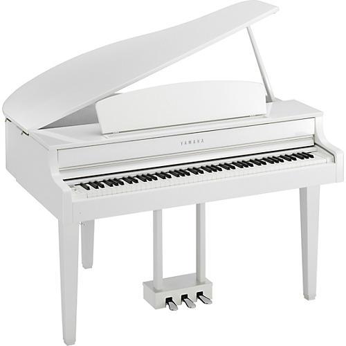 Yamaha Clavinova CLP665 Digital Grand Piano with Bench thumbnail