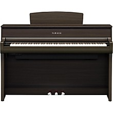 Yamaha Clavinova CLP675 Console Digital Piano with Bench