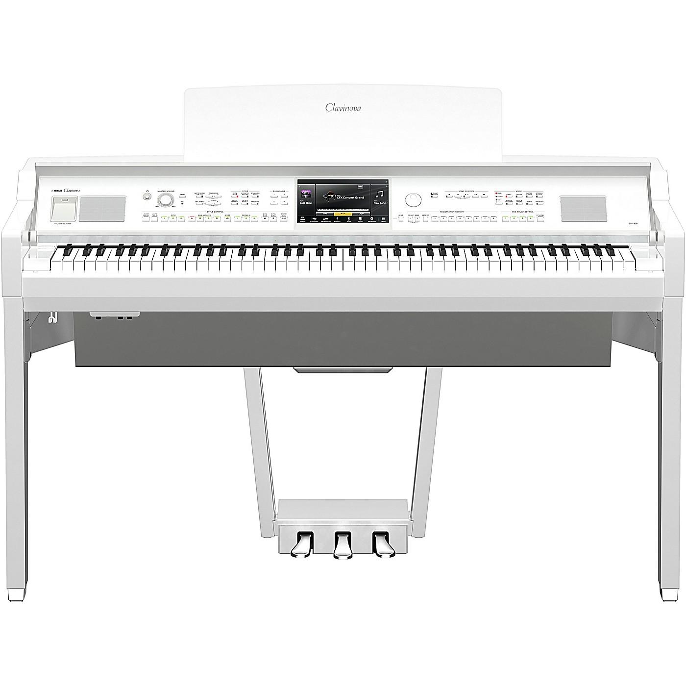 Yamaha Clavinova CVP-809 Console Digital Piano with Bench thumbnail