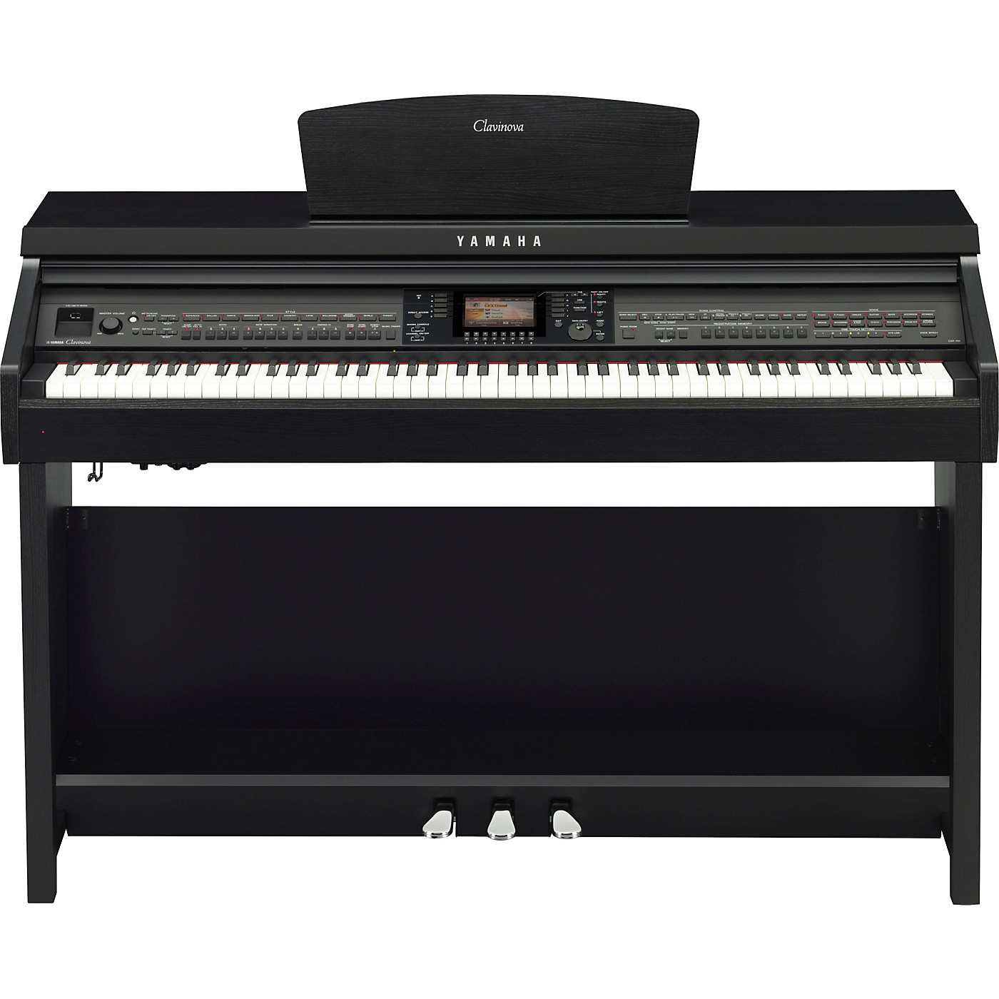 Yamaha Clavinova CVP701 Home Digital Piano thumbnail