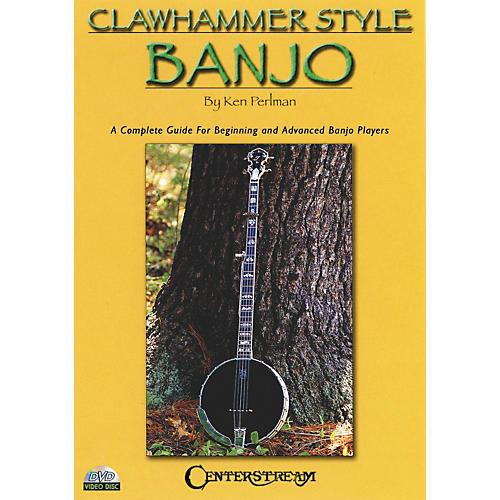 Centerstream Publishing Clawhammer Style Banjo (2 DVD Set) thumbnail