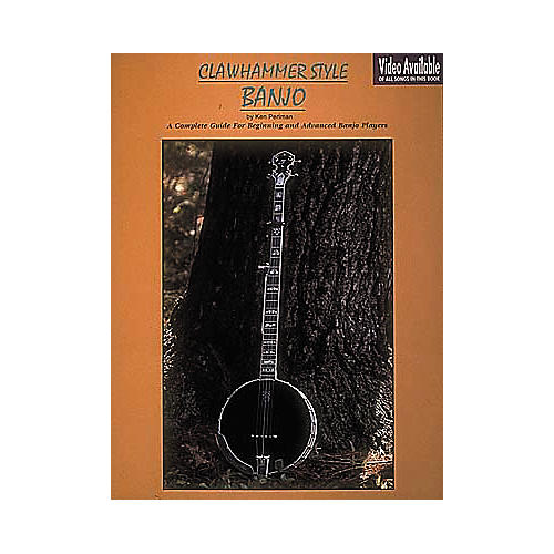 Centerstream Publishing Clawhammer Style Banjo (Book) thumbnail