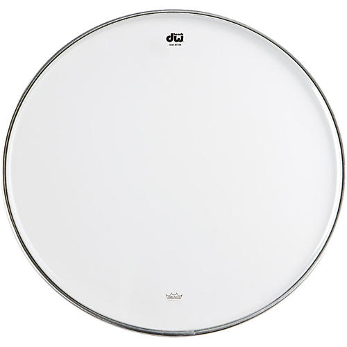 DW Clear Snare Side Bottom Head thumbnail