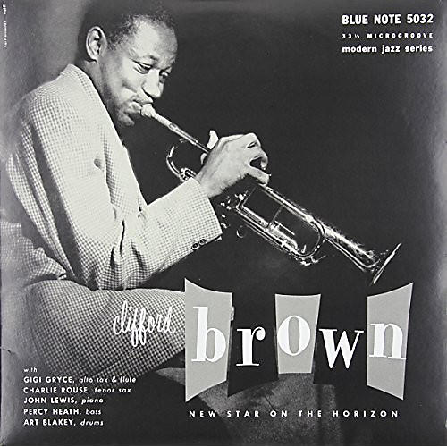 Alliance Clifford Brown - New Star on the Horizon thumbnail