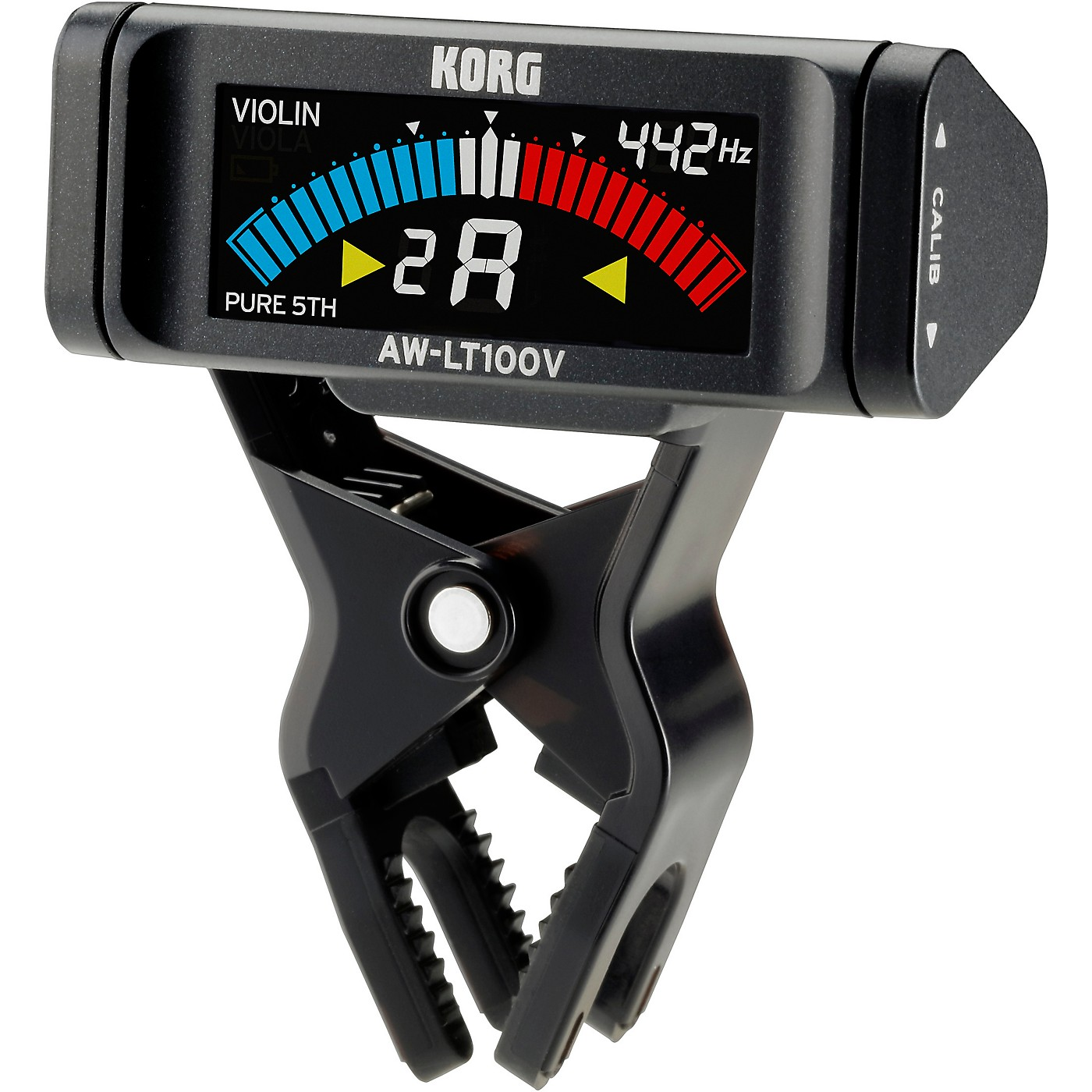 Korg Clip-On Violin Tuner thumbnail
