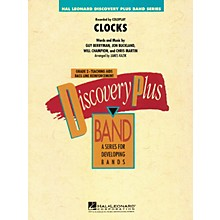 Hal Leonard Clocks - Discovery Plus Band Level 2 arranged by James Kazik