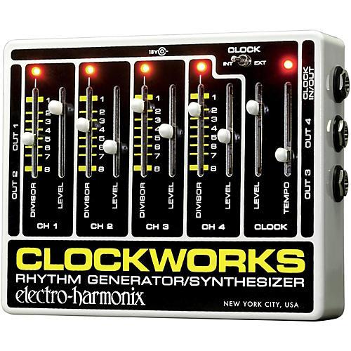 Electro-Harmonix Clockworks Guitar Pedal Controller-thumbnail