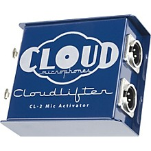 Cloud Cloudlifter CL-2 Phantom powered gain booster for dynamic and ribbon mics