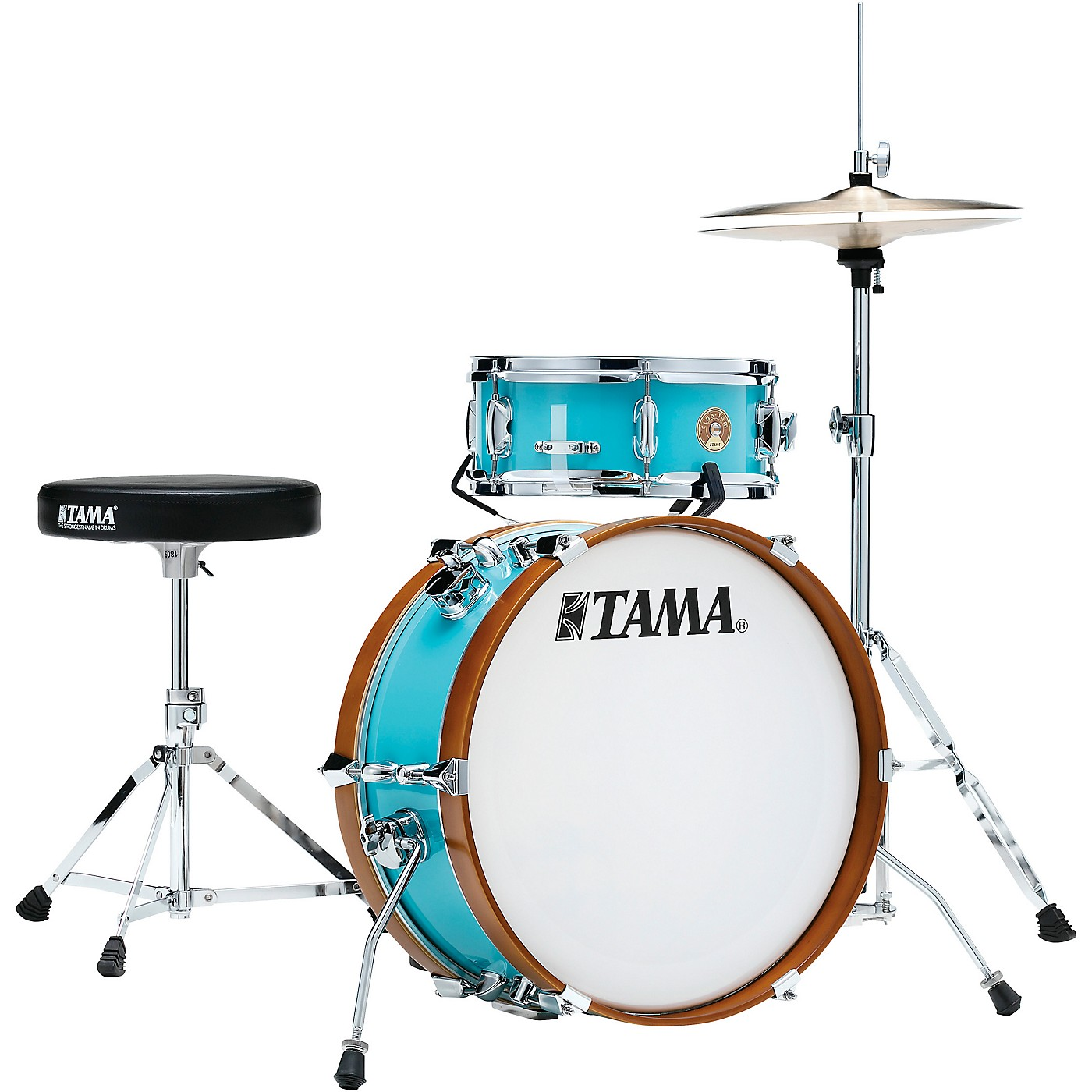 TAMA Club-JAM mini 2-Piece Shell Pack with 18 in. Bass Drum thumbnail