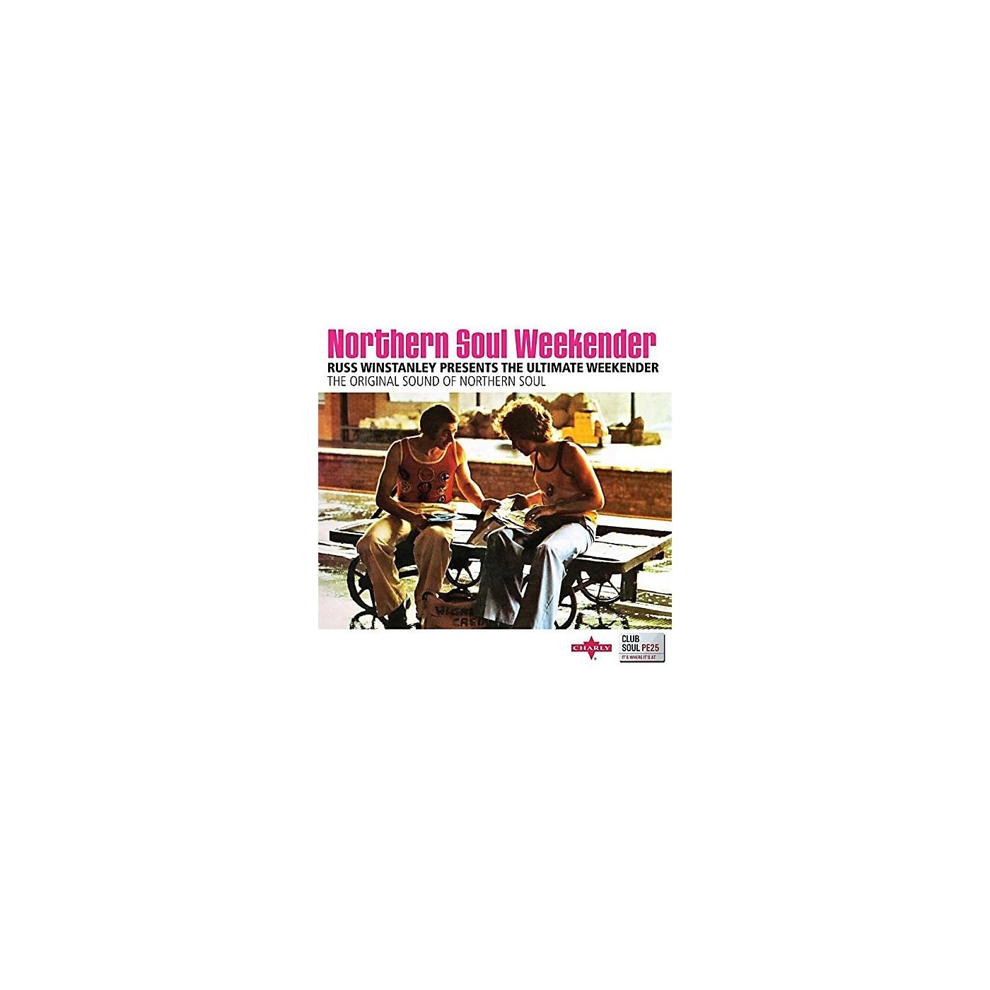 Alliance Club Soul - Northern Soul Weekender thumbnail