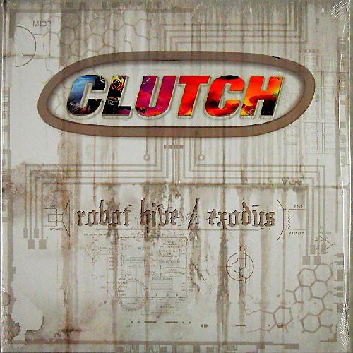 Alliance Clutch - Robot Hive / Exodus thumbnail