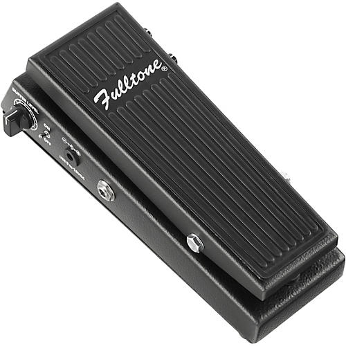 Fulltone Clyde Deluxe Wah Guitar Effects Pedal thumbnail