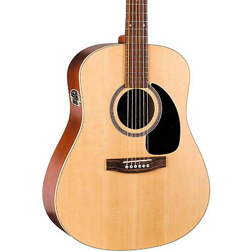 Seagull Coastline Series Dreadnought QI Acoustic-Electric Guitar thumbnail