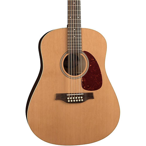 Seagull Coastline Series S12 Dreadnought 12-String Acoustic Guitar thumbnail