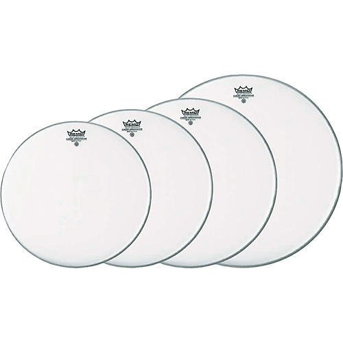 Remo Coated Ambassador Standard Pro Pack with Free 14 in. Coated Ambassador Snare Drum Head thumbnail