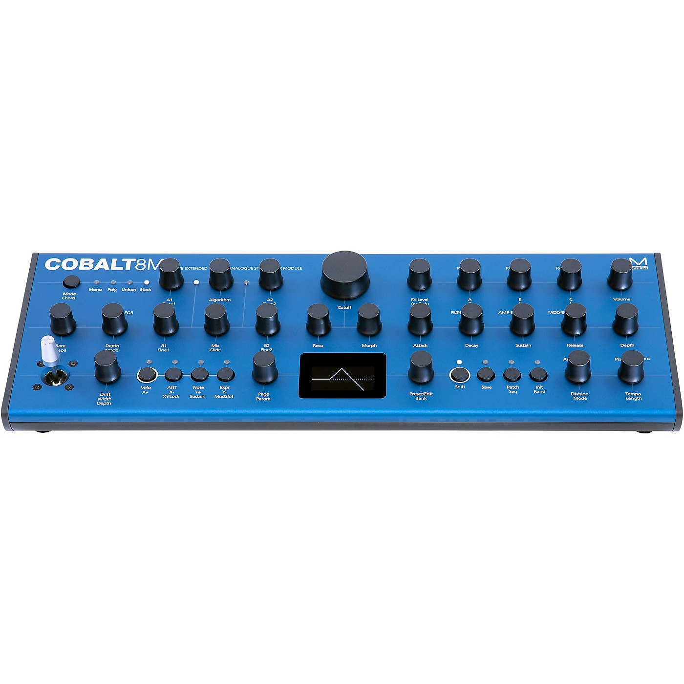 Modal Electronics Limited Cobalt8 8 Voice Extended Virtual Analog Synthesizer Module thumbnail