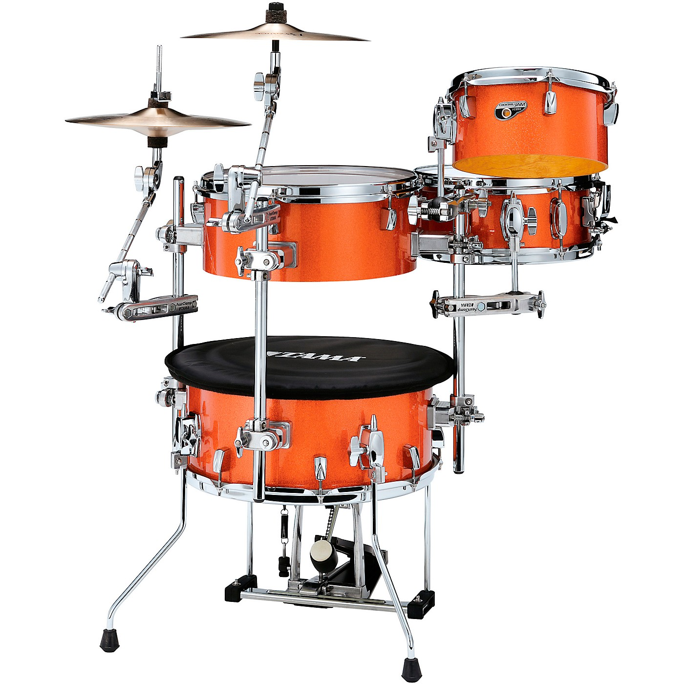 TAMA Cocktail-JAM 4-Piece Shell Pack with Hardware thumbnail