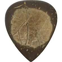 Clayton Coconut Shell Exotic Picks 3-Pack