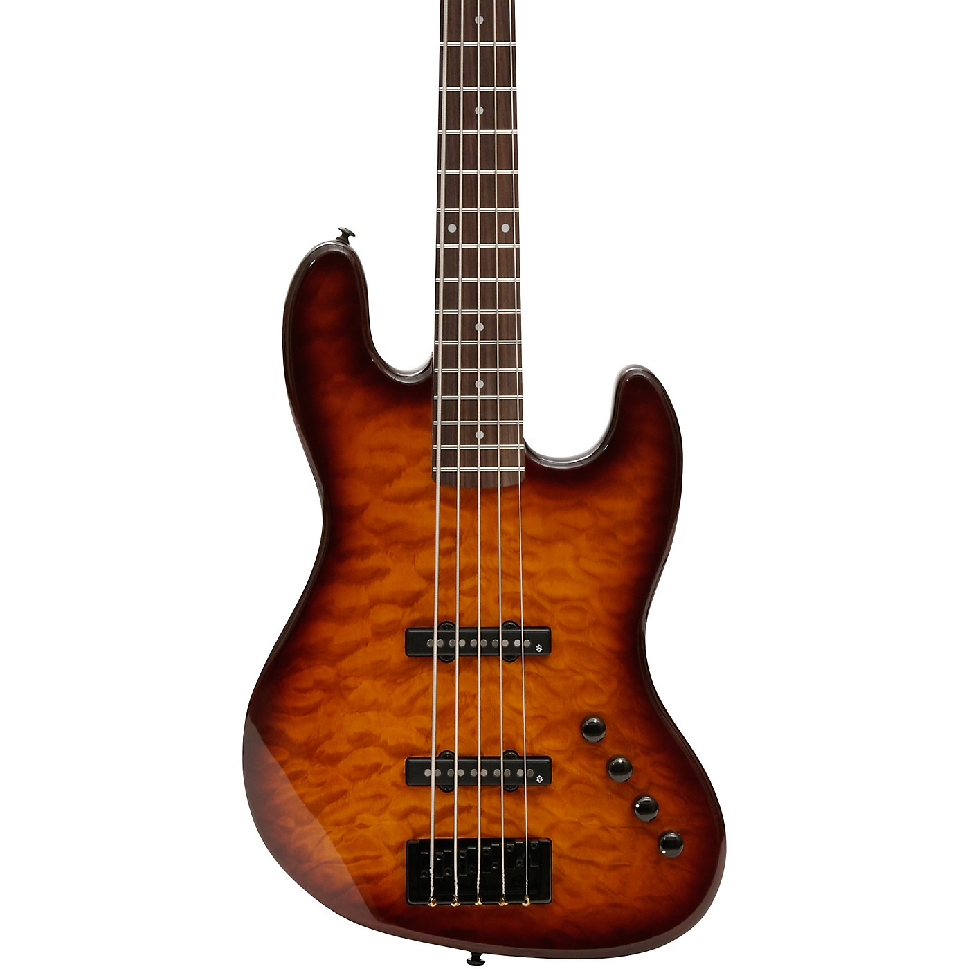 Spector CodaBass5 Pro 5-String Electric Bass Guitar thumbnail