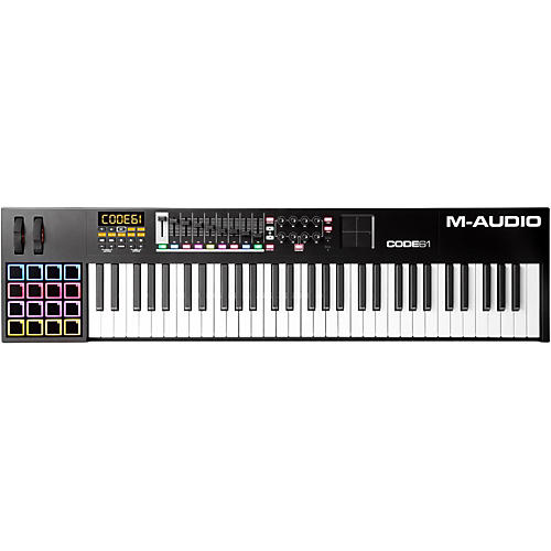 M-Audio Code 49 USB MIDI Keyboard Controller thumbnail