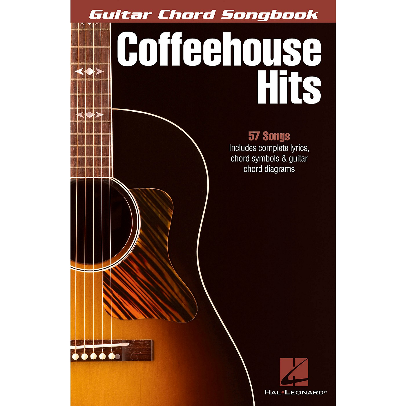 Hal Leonard Coffeehouse Hits - Guitar Chord Songbook thumbnail