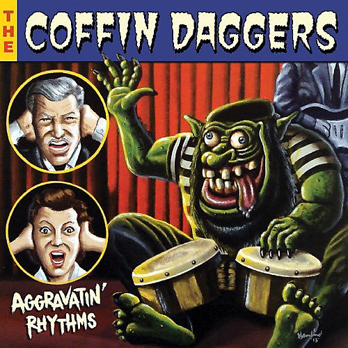 Alliance Coffin Daggers - Aggravatin' Rhythms thumbnail