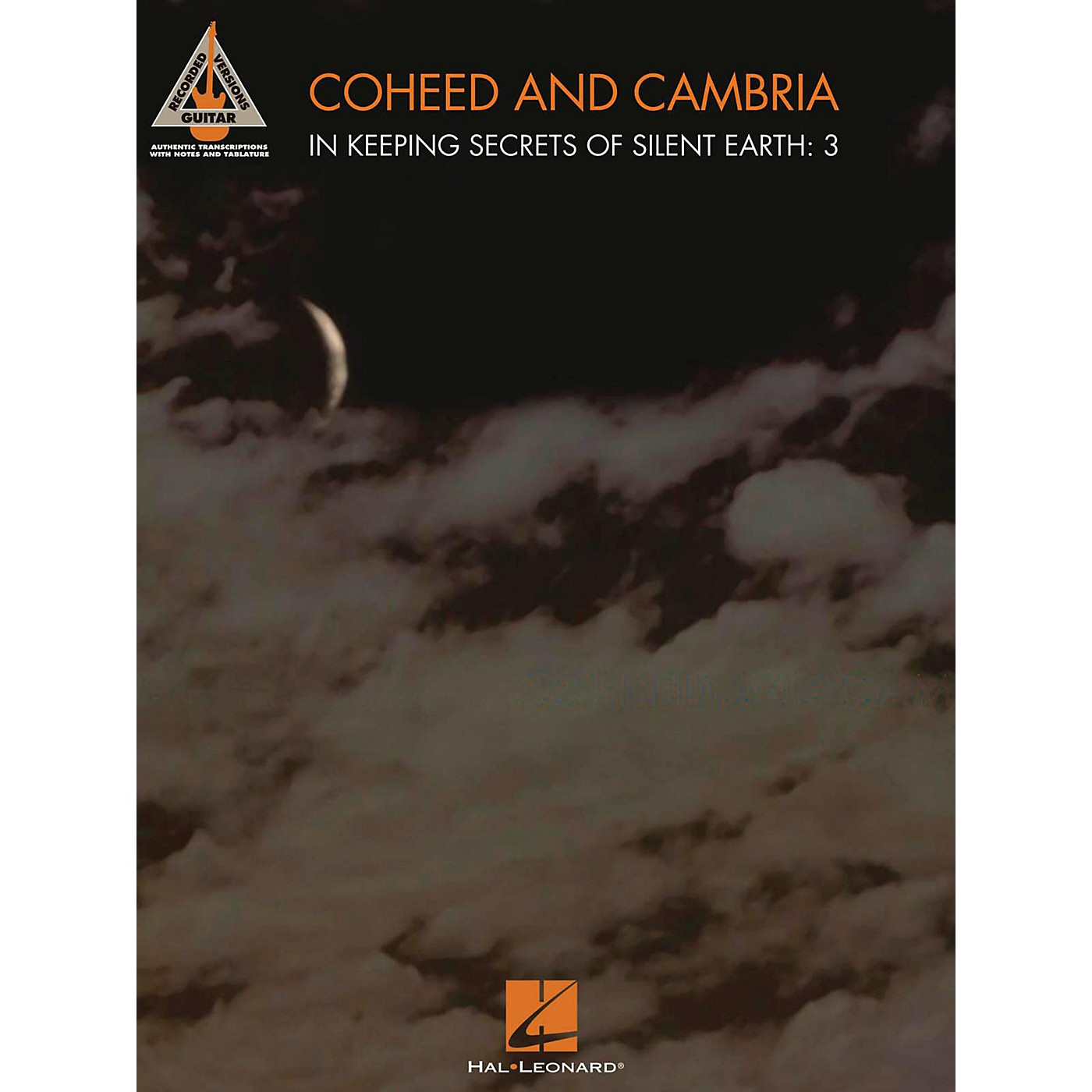 Hal Leonard Coheed And Cambria - In Keeping Secrets Of Silent Earth: 3 Guitar Tab Songbook thumbnail