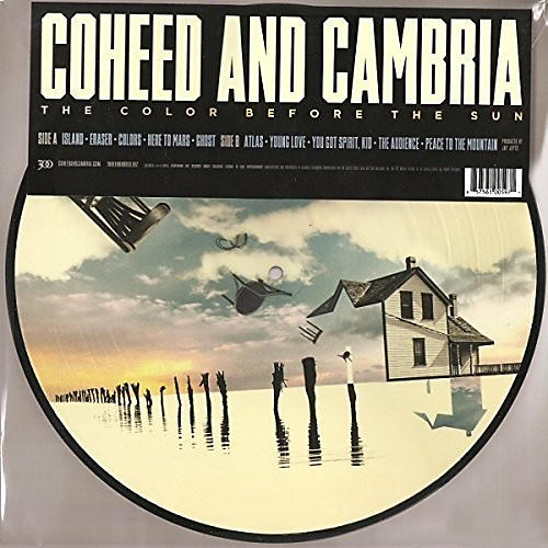 Alliance Coheed & Cambria - The Color Before The Sun thumbnail