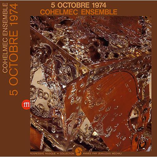 Alliance Cohelmec Ensemble - 5 Octobre 1974 thumbnail