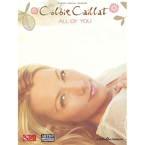 Cherry Lane Colbie Caillat - All Of You PVG Songbook-thumbnail
