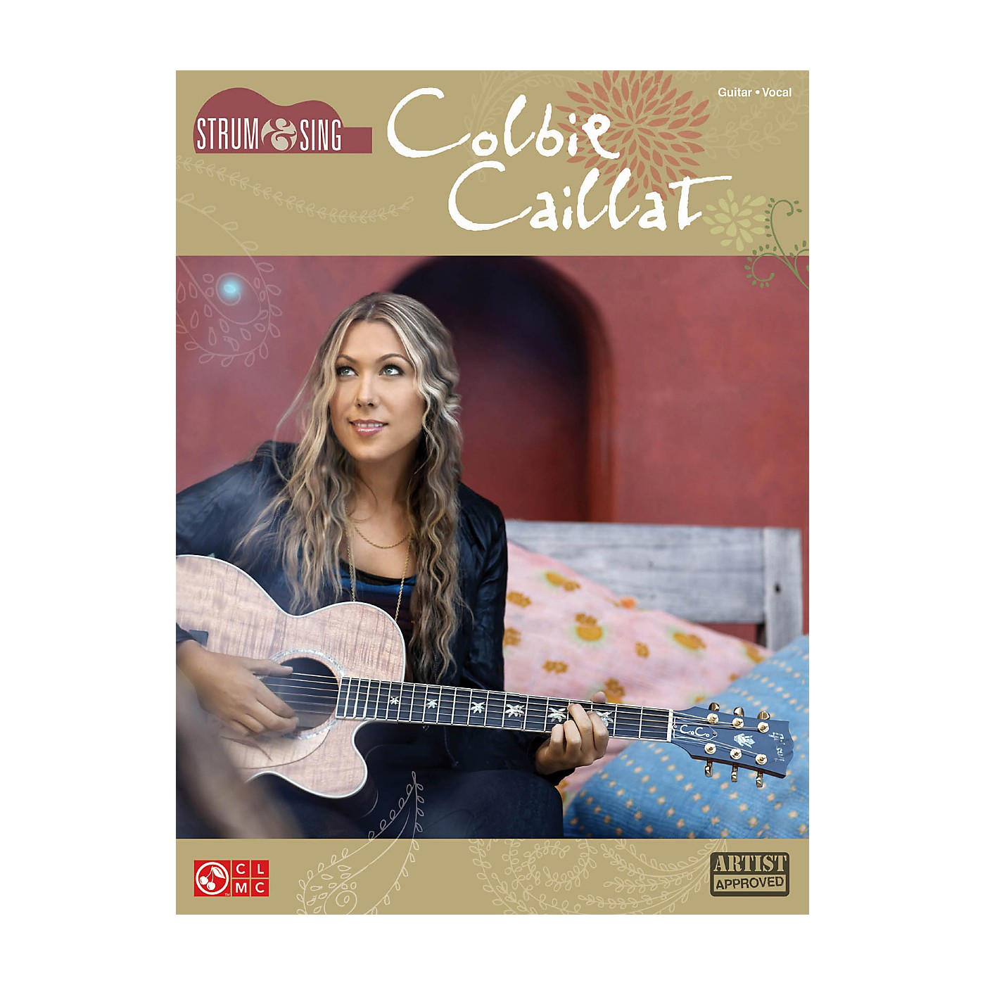 Cherry Lane Colbie Caillat - Strum & Sing Series for Easy Guitar Songbook thumbnail