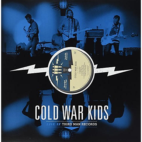 Alliance Cold War Kids - Live at Third Man Records thumbnail