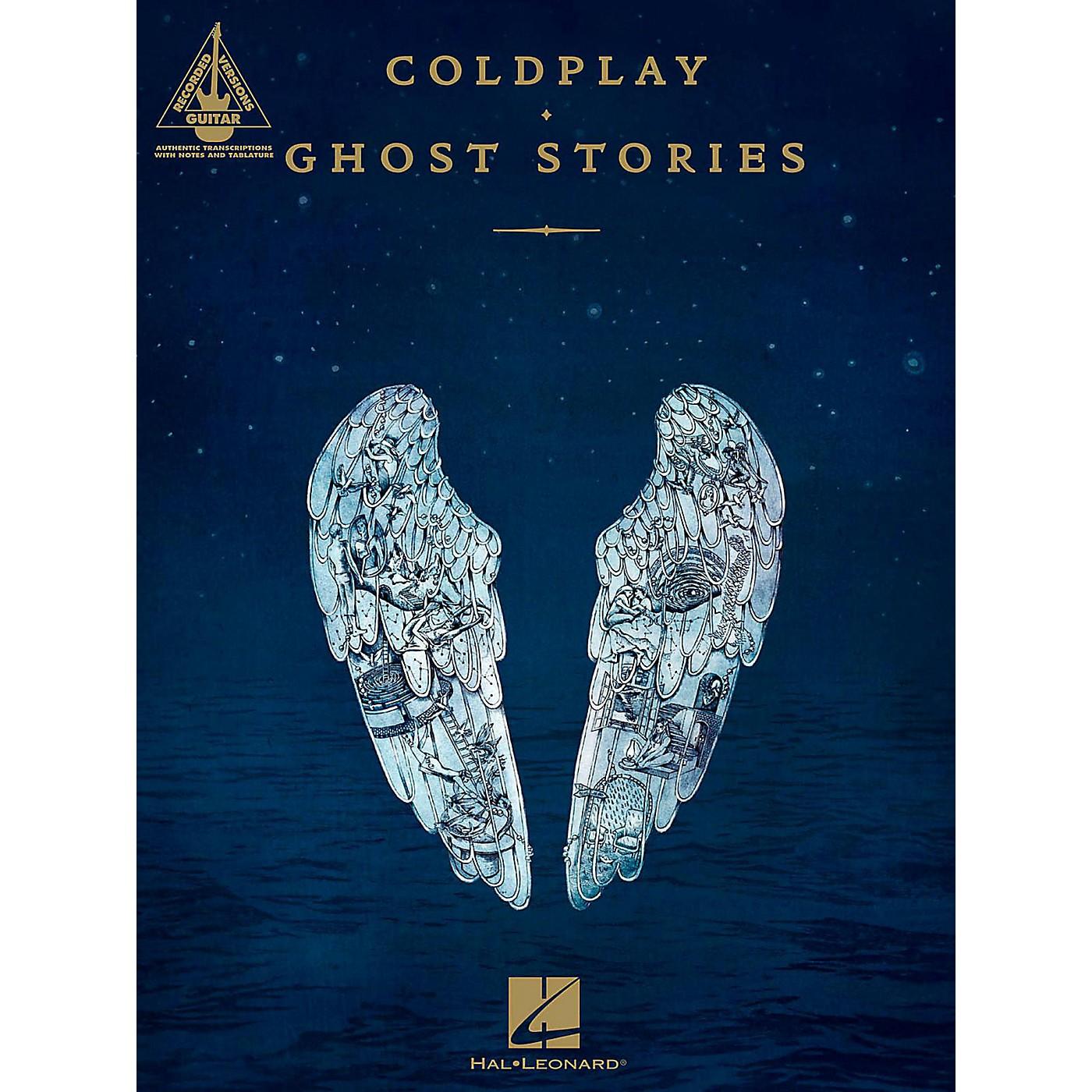 Hal Leonard Coldplay - Ghost Stories Guitar Tab Songbook thumbnail
