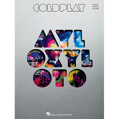 Hal Leonard Coldplay - Mylo Xyloto Piano/Vocal/Guitar Songbook thumbnail