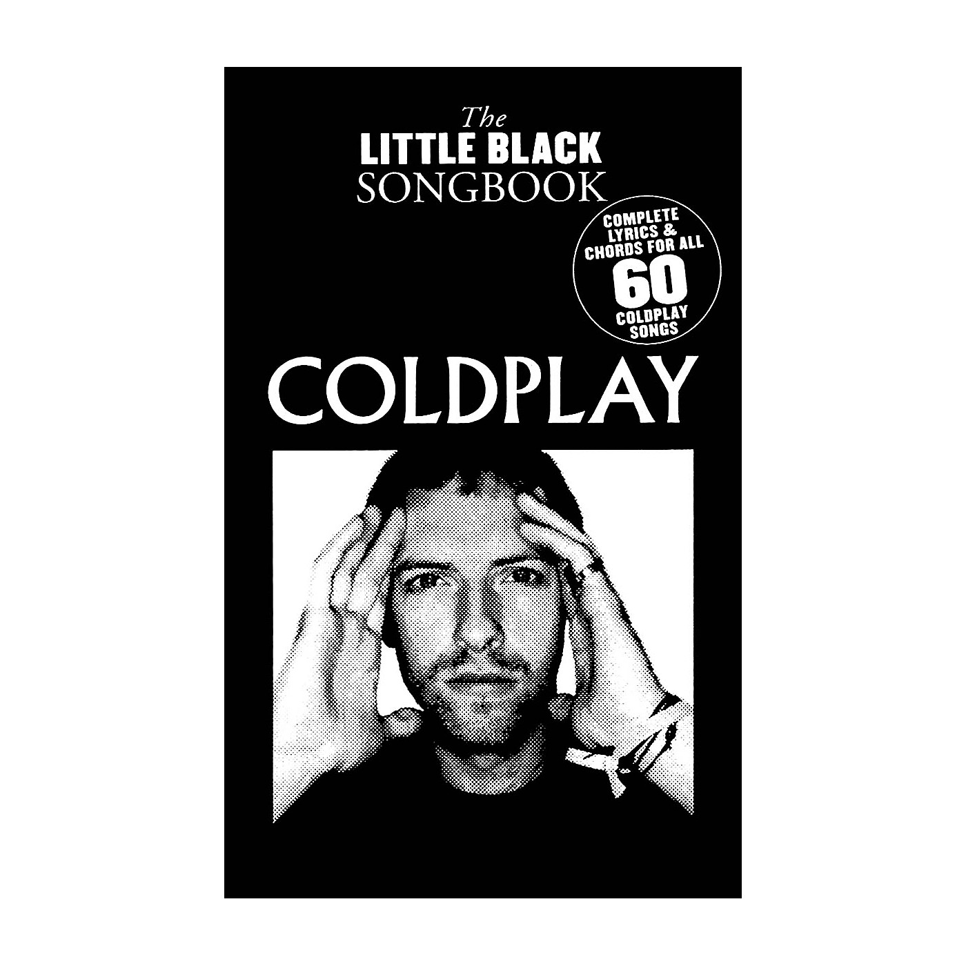 Music Sales Coldplay - The Little Black Songbook The Little Black Songbook Series Softcover Performed by Coldplay thumbnail
